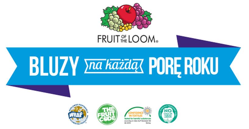 Bluzy Fruit Of The Loom na każdą porę roku