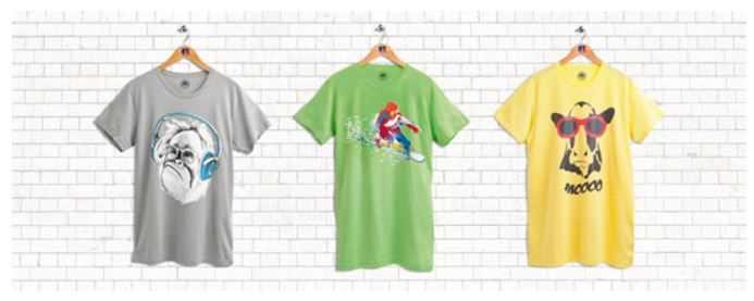 Koszulki HD do nadruków