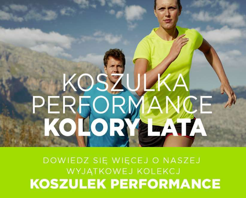Koszulki Performance Fruit of the Loom
