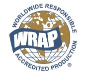 WRAP - legalność, humanitarność i etyczność produkcji