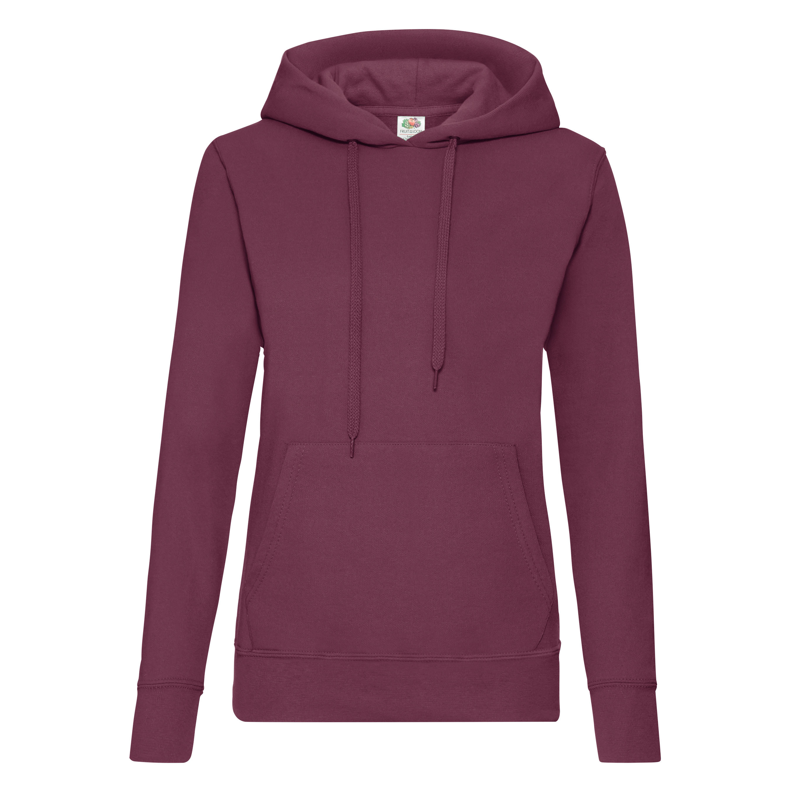 Damska bluza z kapturem Hooded Sweat Classic | Fruit of the Loom