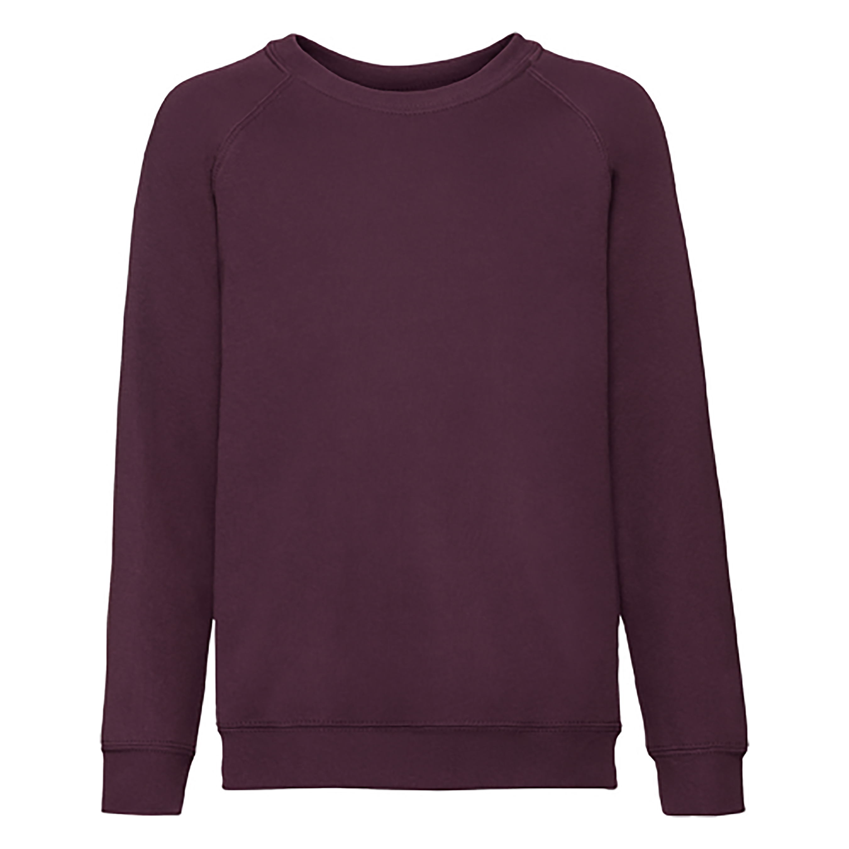 Dziecięca bluza Raglan Sweat | Fruit of the Loom
