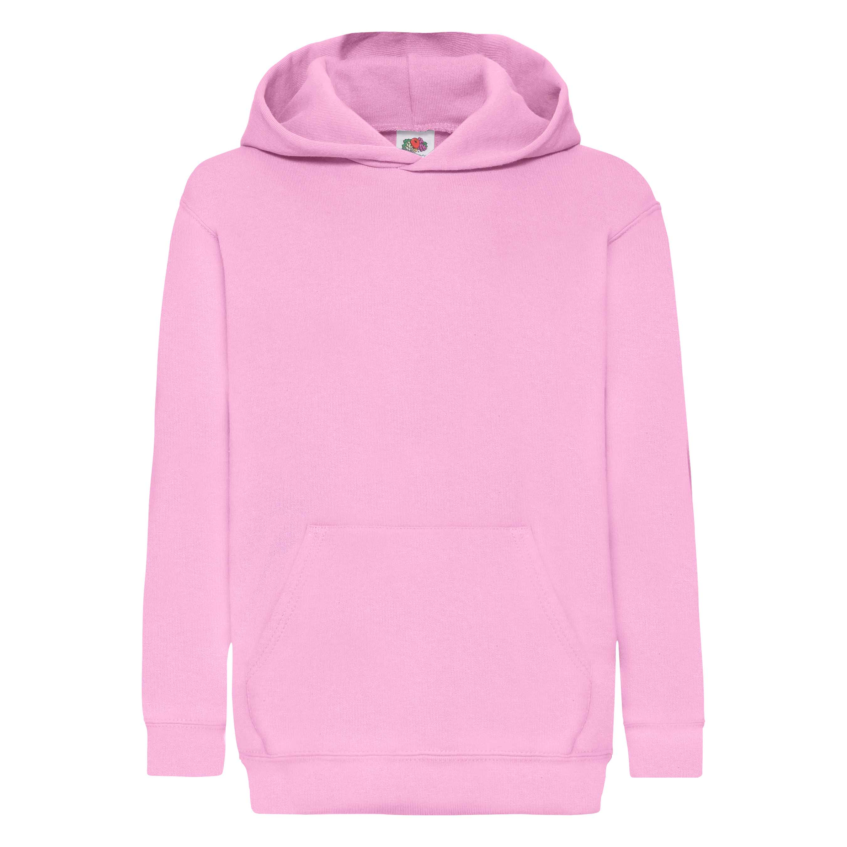 Dziecięca bluza z kapturem Hooded Sweat Classic | Fruit of the Loom