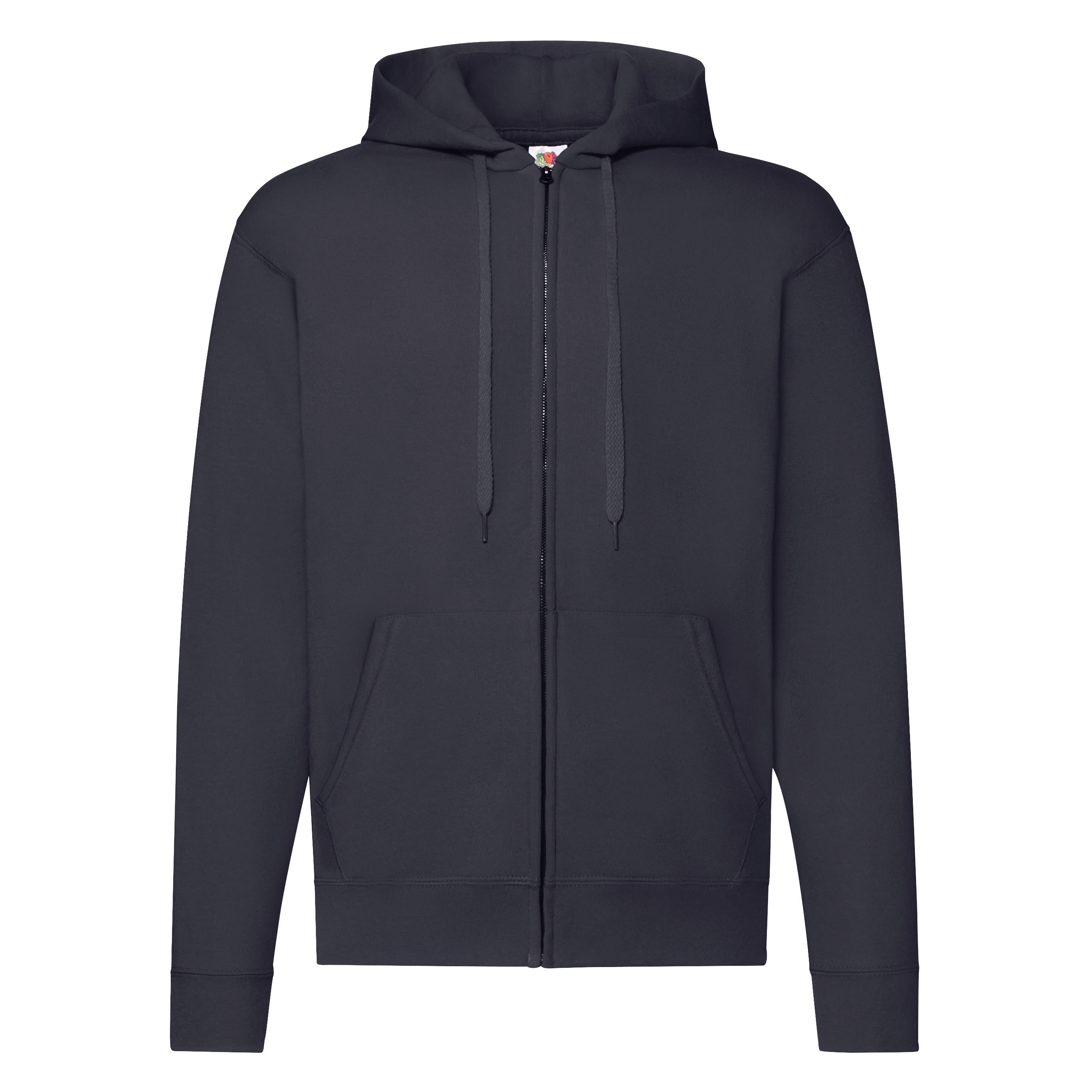 Bluza z kapturem Zip Through Hooded Sweat | Fruit of the Loom