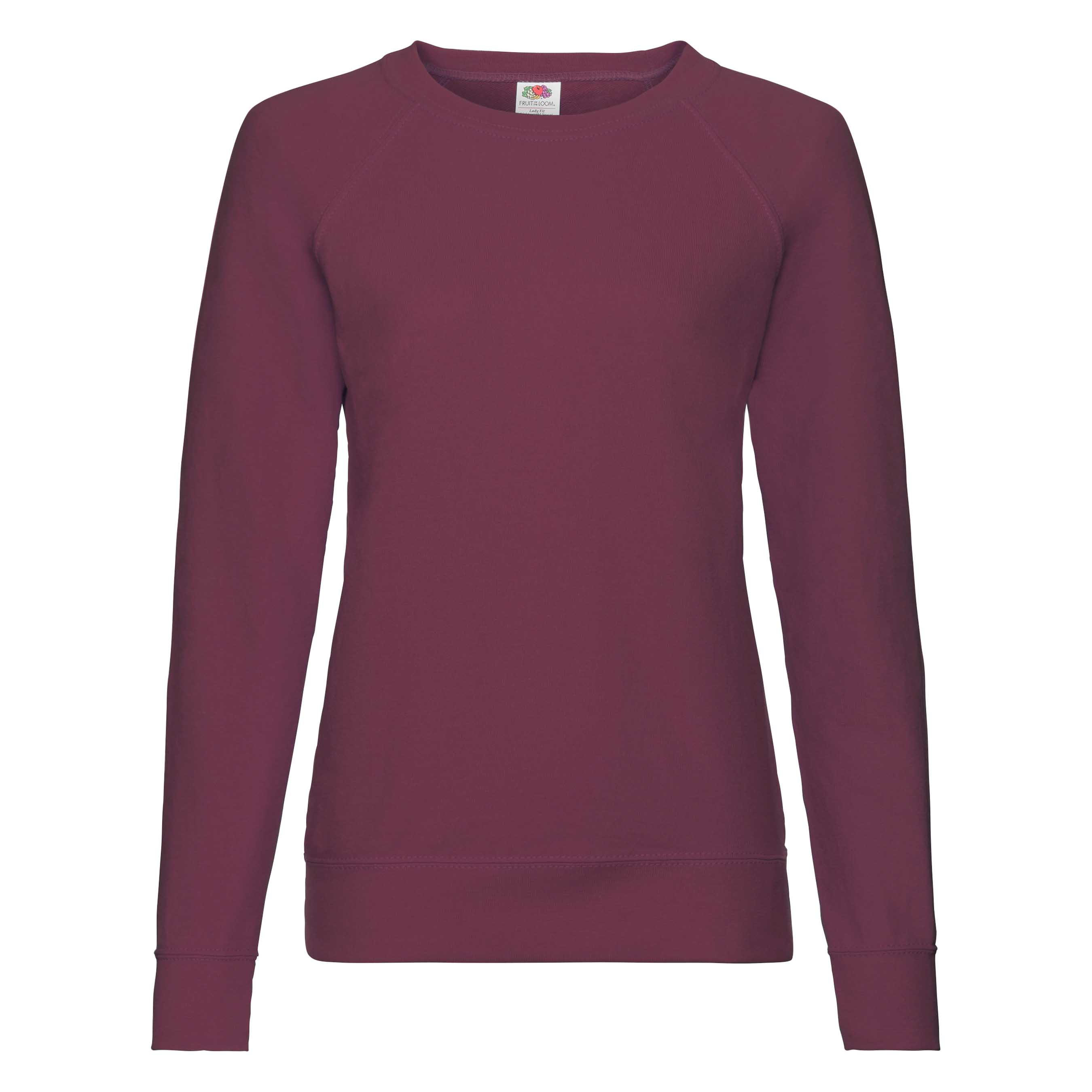 Damska bluza Raglan Lightweight | Fruit of the Loom