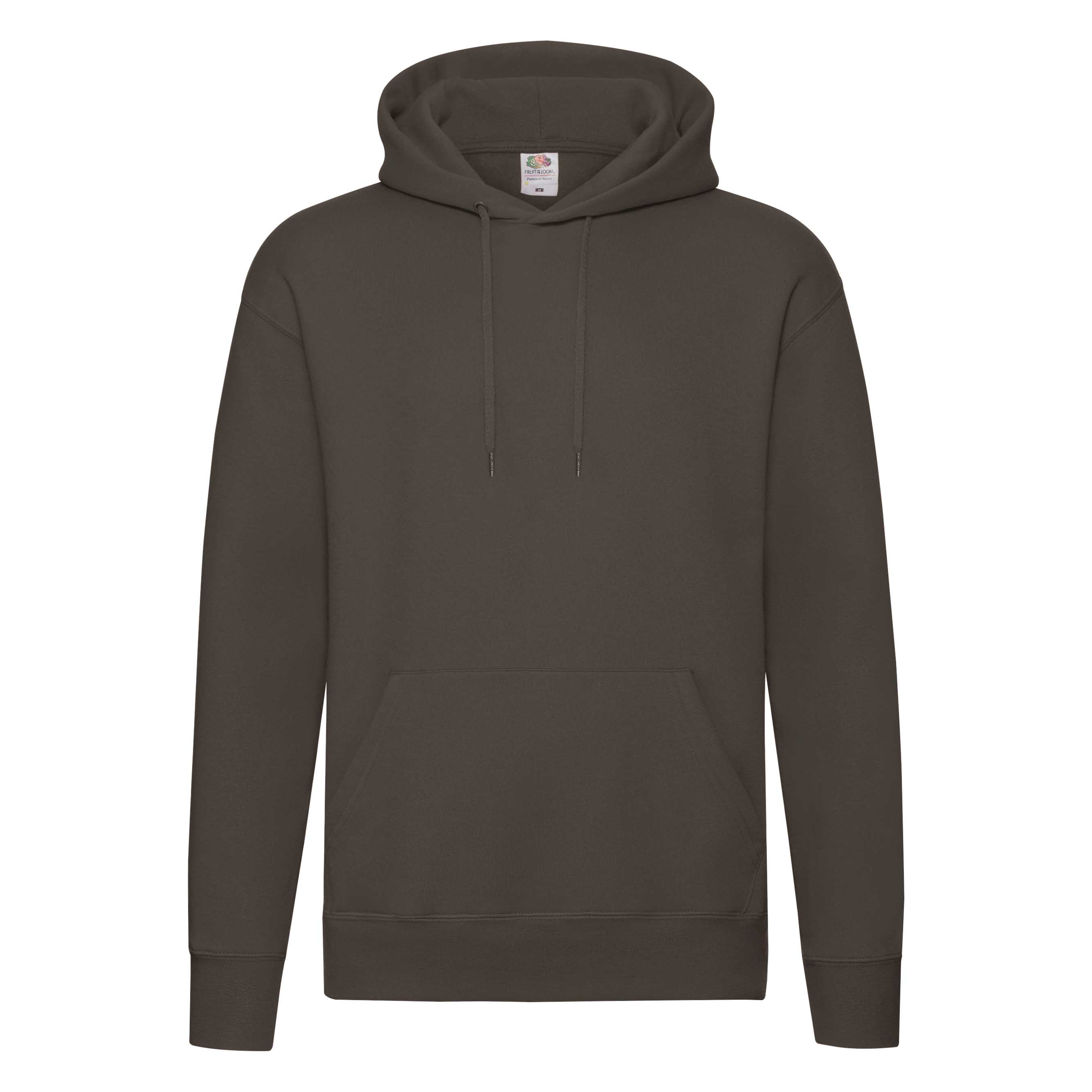 Bluza z kapturem Hooded Sweat Premium | Fruit of the Loom