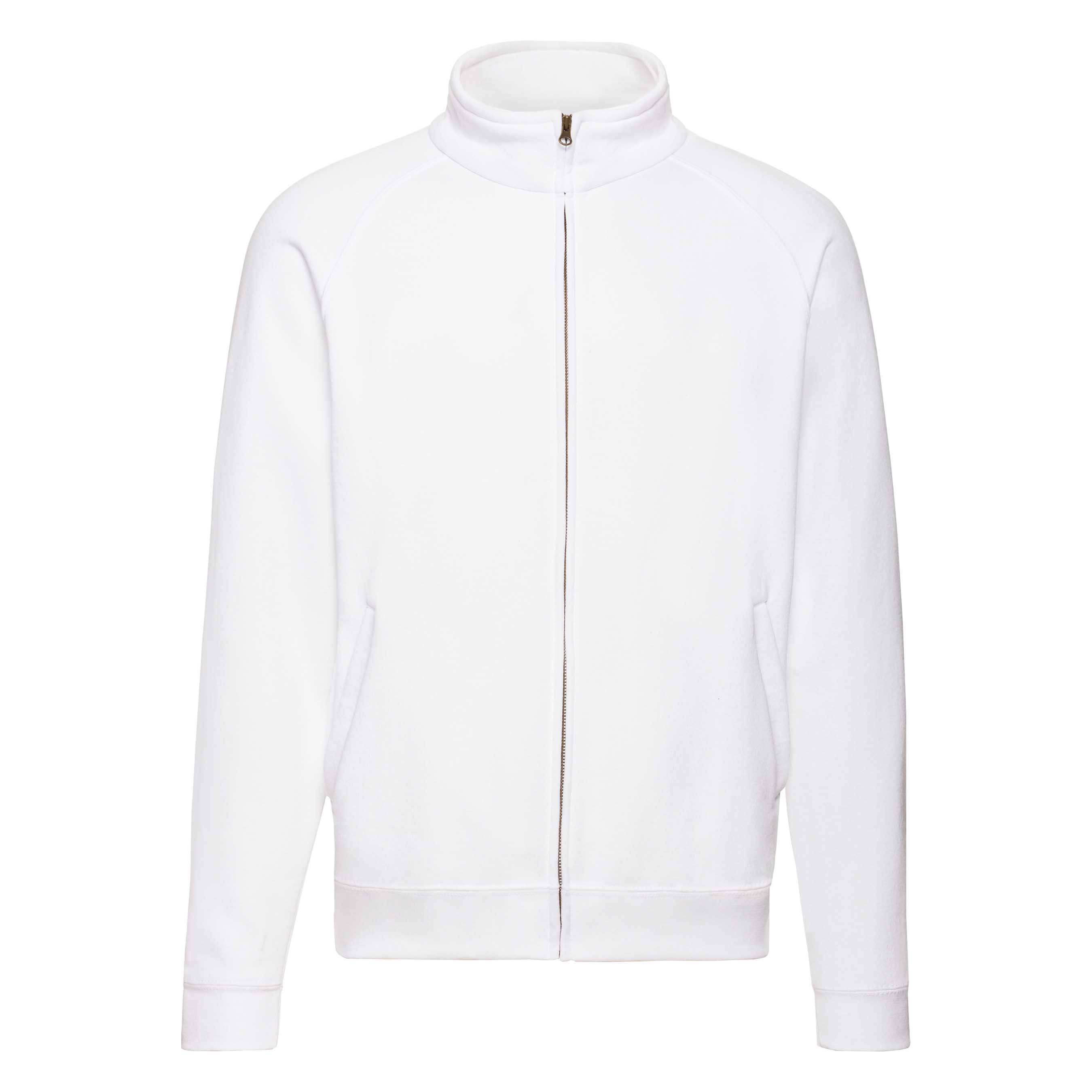 Bluza męska z zamkiem Sweat Jacket | Fruit of the Loom