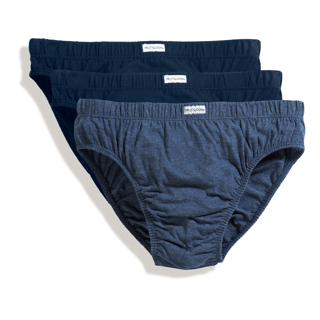 Slipki Classic Slip 3 PACK | Fruit Of The Loom
