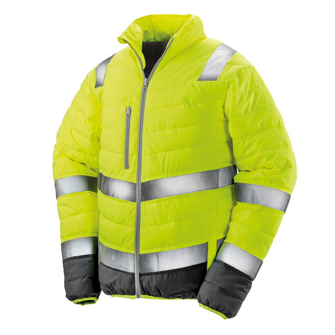 Kurtka odblaskowa Soft Padded Safety Jacket | Result