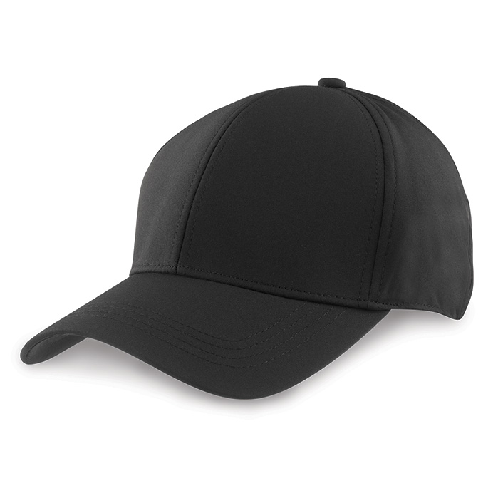 Czapka z daszkiem Tech Performance Soft Shell Cap  | Result
