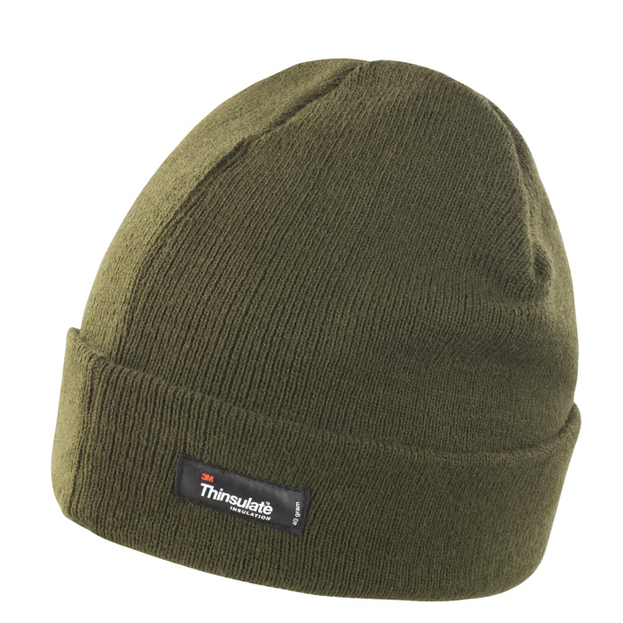 Czapka zimowa Unisex Lightweight Thinsulate Hat  | Result