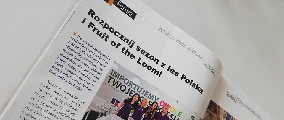 Ies Polska - Magazyn T&P