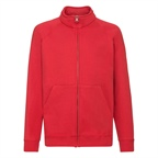 Dziecięca bluza rozpinana Sweat Jacket Classic | Fruit of the Loom