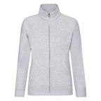 Bluza rozpinana Zip Thru Sweat | Fruit of the Loom