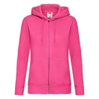 Bluza z kapturem Thru Hood Sweat Jacket | Fruit Of The loom