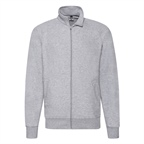 Lekka bluza Sweat Jacket | Fruit of the Loom