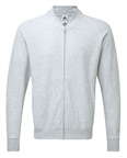 Bluza Lightweight Baseball Sweat Jacket | Fruit of the Loom