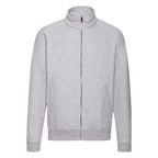 Bluza Sweat Jacket | Fruit of the Loom