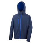 Kurtka Performance Hooded Soft Shell | Result