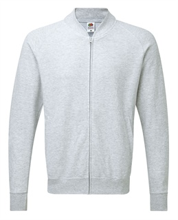 Bluza Lightweight Baseball Sweat Jacket