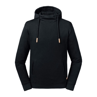 Bluza unisex Pure Organic High Collar Hooded Sweat