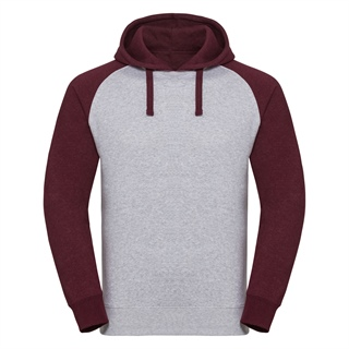 Bluza z kapturem Authentic Hooded Baseball