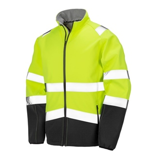 Kurtka odblaskowa Safety Soft shell | Result