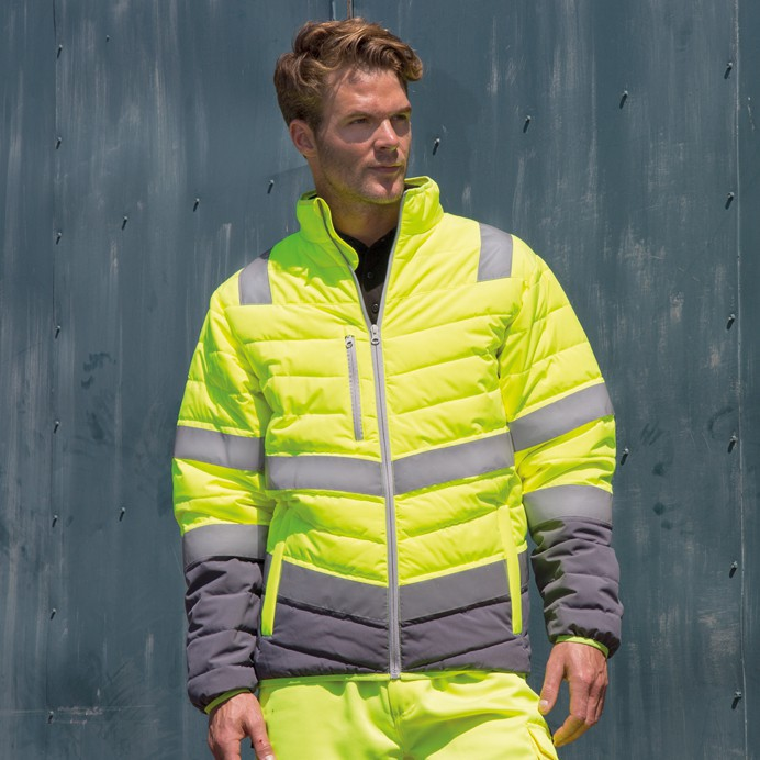 Kurtka Soft Padded Safety Jacket marki Result